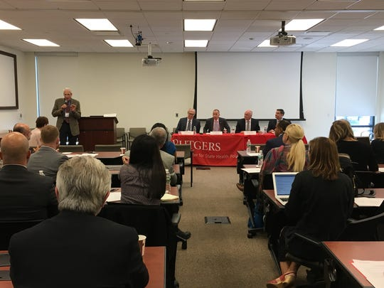 A Rutgers Center for State Health Policy meeting examines the future of tiered network insurance plans.