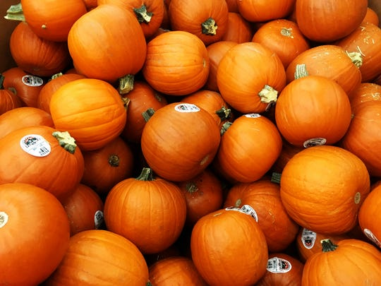 Small pumpkins brighten the home without any carving at all. Look for Jack Be Little or similar varieties to find Halloween decorations that fit in the palm of your hand.
