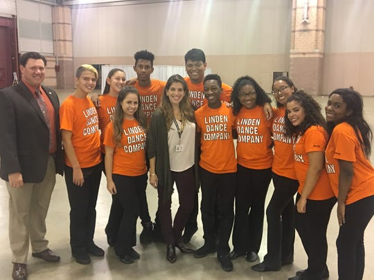Linden High School dance company performs NJ School