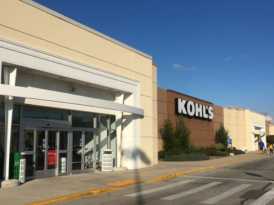 Kohl's to open 6 p.m. Thanksgiving Day