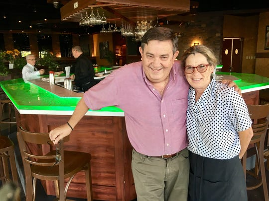 Fernando and Sao Uva own Terra Nostra, which left Fort Myers Beach in 2015 and reopened Oct. 28 in south Fort Myers.
