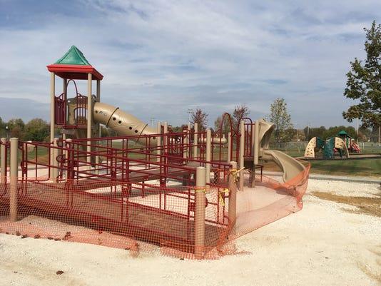 Newman Park Playground