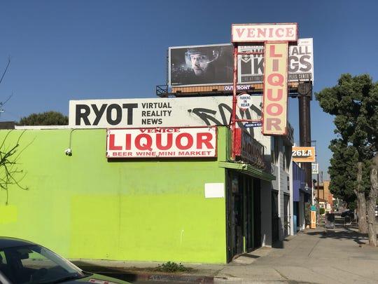 RYOT's virtual reality production studio sits next