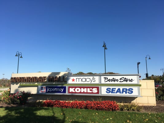 Southridge Mall adds two stores