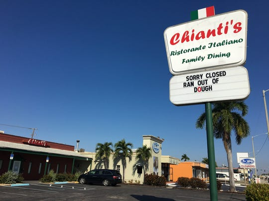Chianti's Ristorante Italiano closed in fall 2016.