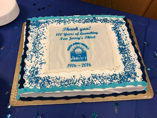 The North Jersey District Water Supply Commission celebrated