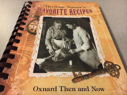 """Our goal was to encourage a love of history -- to get it in writing somehow, but in a fun way,"" says Loretta Collet of the inspiration to compile the ""Heritage Square's Favorite Recipes""  cookbook as a Friends of Heritage Square project."