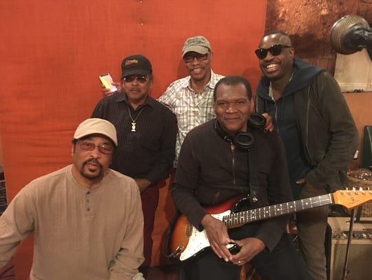 The team-up between guitarist/singer Robert Cray and Hi Rhythm has been nominated for a 2018 Blues Music Award.
