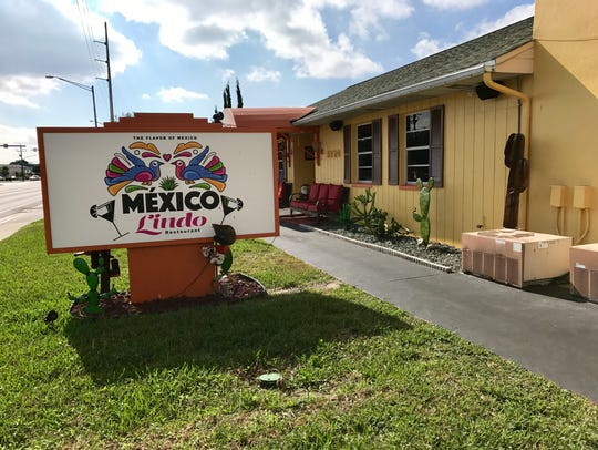 Mexico Lindo opened Sept. 29 in Cape Coral.