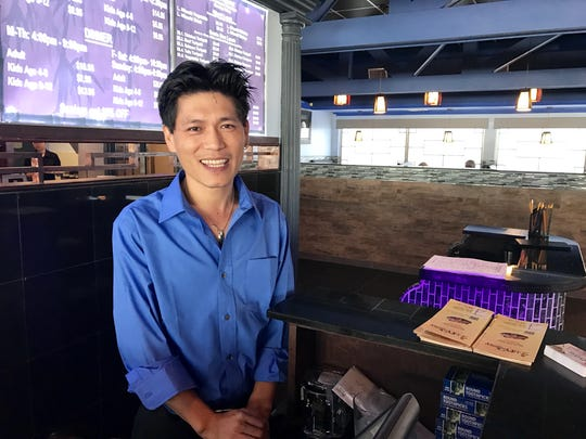 Mei Xiao opened Ichiyummy in early December in Cape Coral. It's one of five new restaurants coming to a 0.7 mile stretch of Del Prado Boulevard.