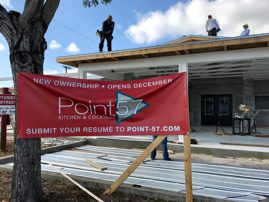 Point 57 plans to open by early January in Cape Coral.