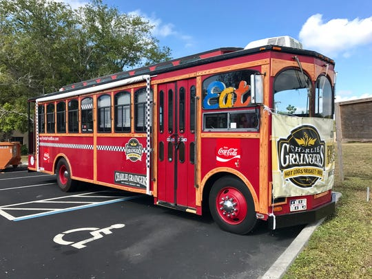 South Cape New Year's Eve Trolley will be running from 8 p.m. to 1 a.m.