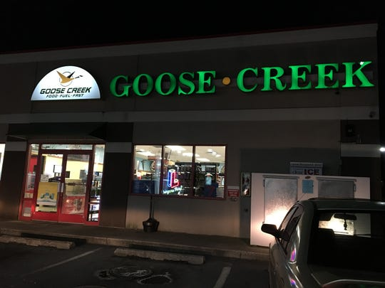 The Goose Creek store in Selbyville sold a winning Powerball jackpot ticket estimated at $121.6 million.