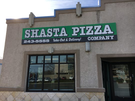 Shasta Pizza opened last spring on Parkview Avenue