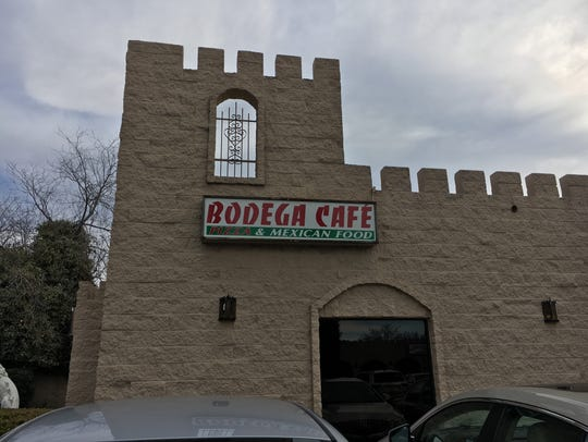 Bodega Cafe in the Hartnell Castle on Hartnell Drive