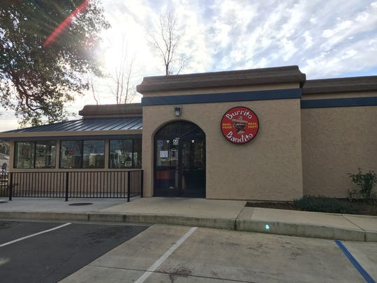 The family owned Burrito Bandito opened its third Redding
