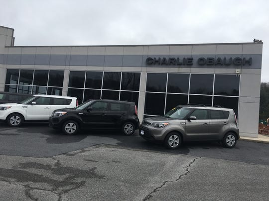 The Charlie Obaugh Auto Group in Staunton off U.S. 11 will be getting a new Chevrolet dealership.