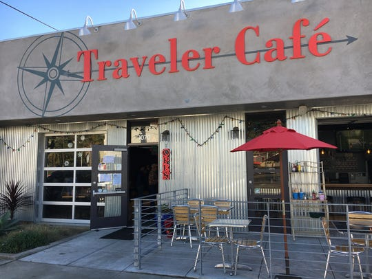 Traveler Cafe on Front Street in Ventura launched Thursday-Saturday