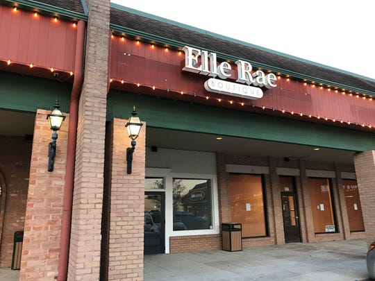 Women's clothing boutique Elle Rae is expected to open its second location Feb. 1.