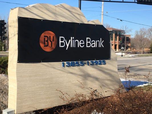 Byline Bank was top SBA lender in Wisconsin in 2017