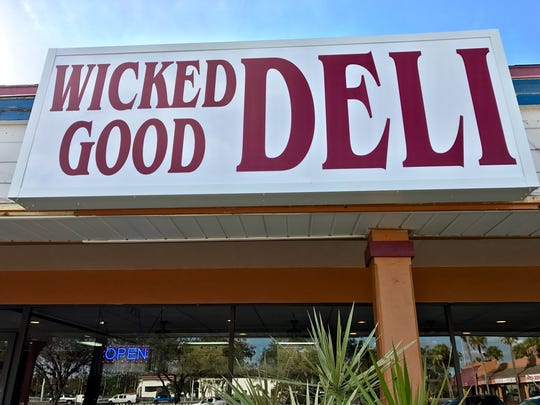 Wicked Good Deli opened Jan. 10 in Fort Myers.