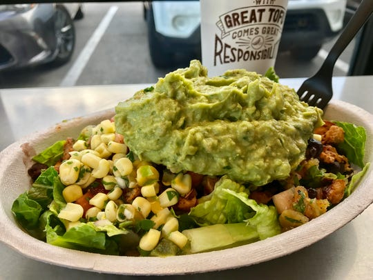 A second Chipotle is opening in Cape Coral.