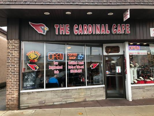 Cardinal Cafe, Pompton Lakes
