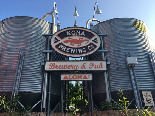An Island Hopping Hawaiian Brewery Trail
