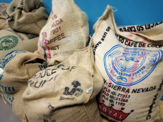 Joana Wade sources sustainably raised coffee from around the world for JavAroma coffees.