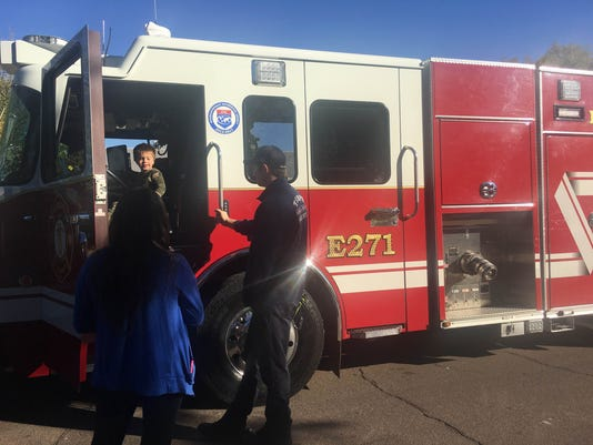 Red Cross Installs Smoke Detectors
