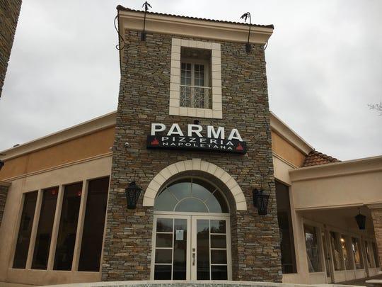 Parma Pizzeria Napoletana is at 796 E. Thousand Oaks