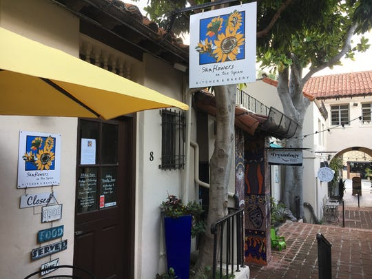 Cafe Society Sunflowers Bakery Pulls Up Roots In Ventura