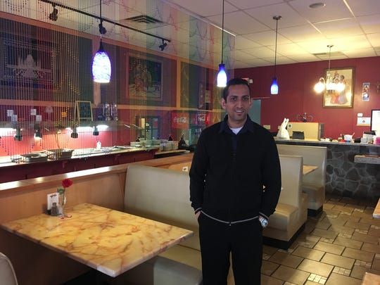 David Kerani, owner of the Indian Cafe, discusses immigration.