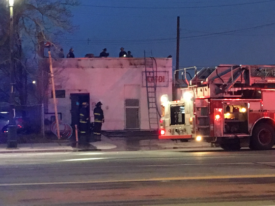 The Corktown restaurant now known as Takoi burned in February 2017 at the hands of a suspected arsonist.