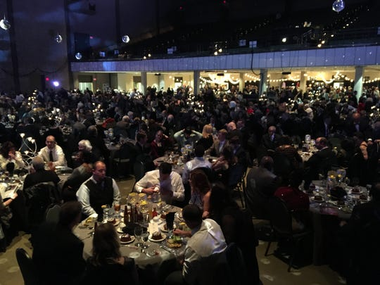 The Exchange Club-Carl Perkins Center for the Prevention of Child Abuse hosts the annual Blue Suede Dinner and Auction each year at the Carl Perkins Civic Center.