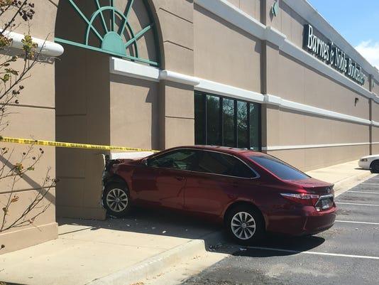 Barnes & Noble crash