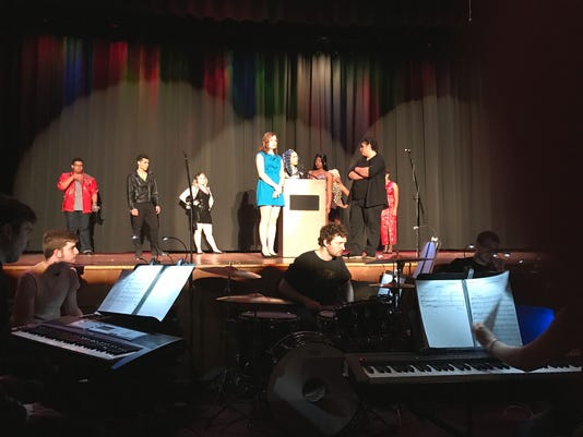 Manchester Regional HS play 'The Wedding Singer'