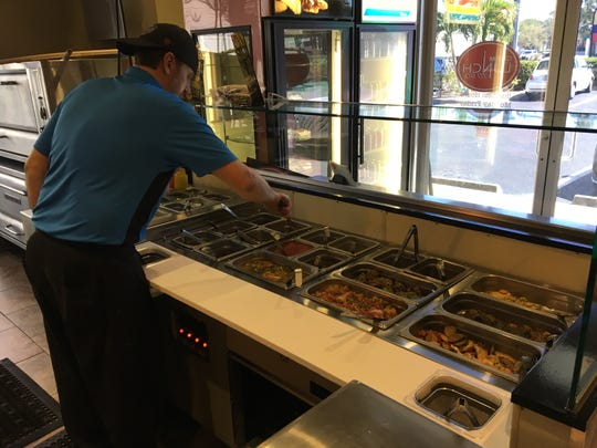 """""""I wasn't taught to take shortcuts,"""" says CKFM Lunch to Go co-owner Matthew Schumacher. The takeout lunch spot focuses on quality meals made from fresh ingredients."""