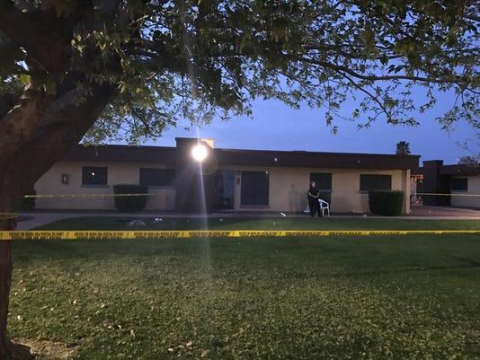 Peoria homicide