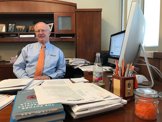 Steve Mangum is dean of the Haslam College of Business