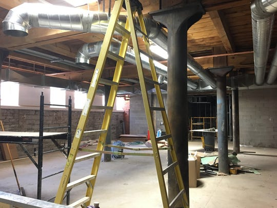 Work is underway to open Ready Player One, an arcade-bar,