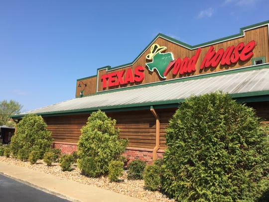 Texas Roadhouse has seven locations across Alabama, including one in Montgomery.