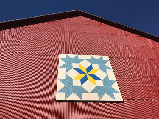 Barn quilts 2