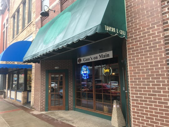 Guu's on Main, 1440 Main St., finished second in an online reader survey for best local fish fry by the Stevens Point Journal.