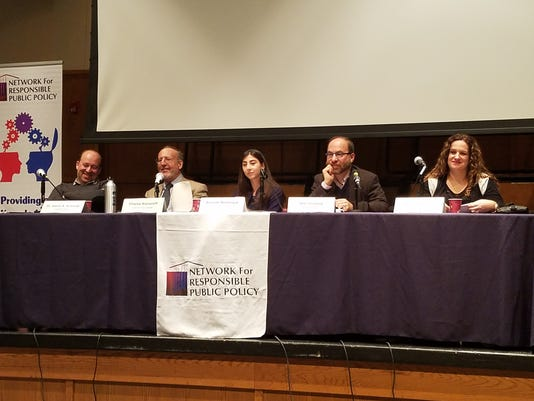 Network for Responsible Public Policy panel discussion