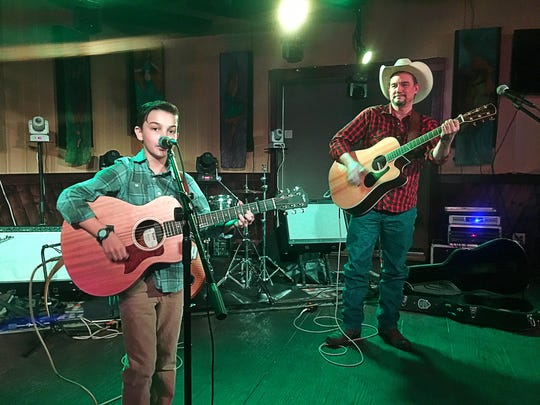 Music Makes a Difference: Isaac Tieman and Chris Armstrong