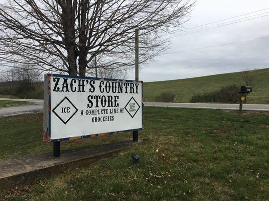Zach's Country Store in Mount Solon.