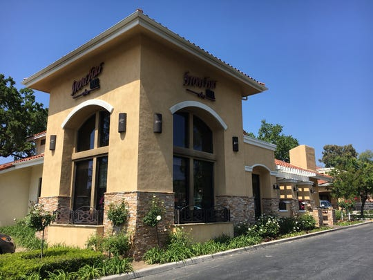 Stonefire Grill opened its Thousand Oaks location in 2010 at what used to be a Marie Callender's.