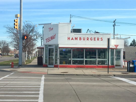 The Telway Hamburgers, pictured April 2, 2017, at 27000