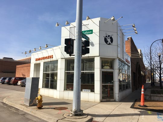 Former White Tower Hamburgers, most recently called Tammy's Diner, pictured April 2, 2017 at 13501 Michigan Avenue in Dearborn.